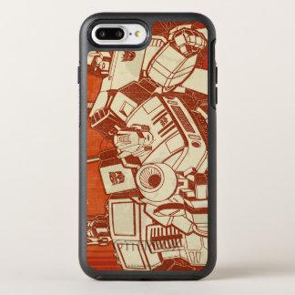 Proteja/destruya Funda OtterBox Symmetry Para iPhone 7 Plus