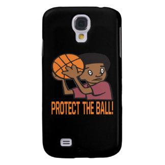 Proteja la bola 2 funda para samsung galaxy s4
