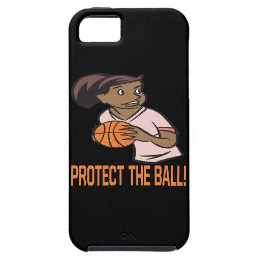 Proteja la bola iPhone 5 cobertura