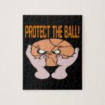 Proteja la bola puzzle