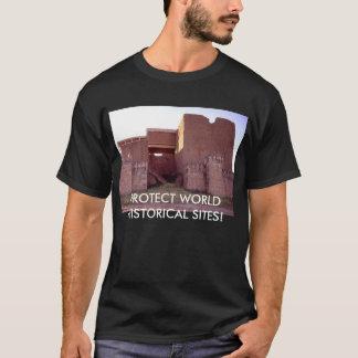 Proteja la camiseta histórica 1 de Nínive de los