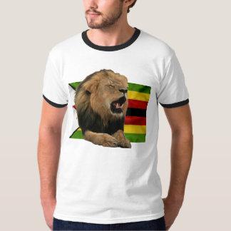 ¡Proteja la fauna de Zimbabwe! Playera