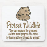 Proteja la fauna, Ursus, osos Tapete De Raton