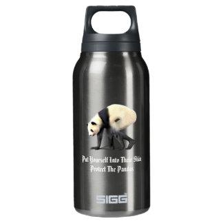 Proteja las pandas