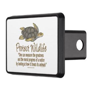 Proteja las tortugas de mar tapas de tráiler