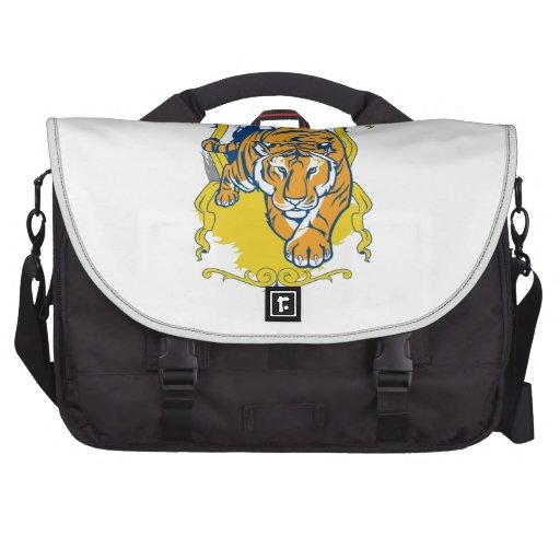 Proteja los tigres bolsas de portatil