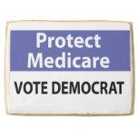 Proteja Seguro de enfermedad; vote a Demócrata