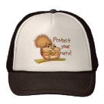 Proteja sus nueces gorro