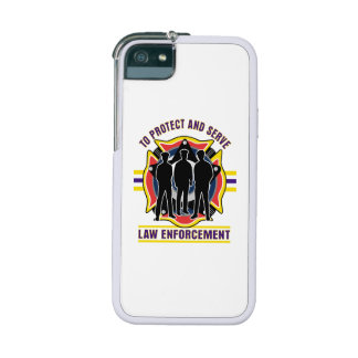 Proteja y sirva la policía