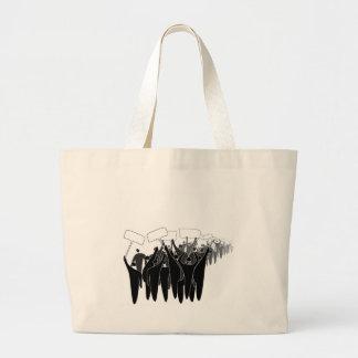 Protest Canvas Bag