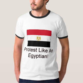 Protest Like An Egyptian T-Shirt