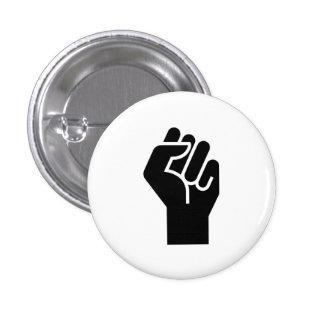 'Protest' Pictogram Button