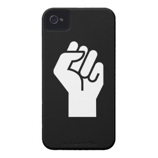 Protest Pictogram iPhone 4 Case