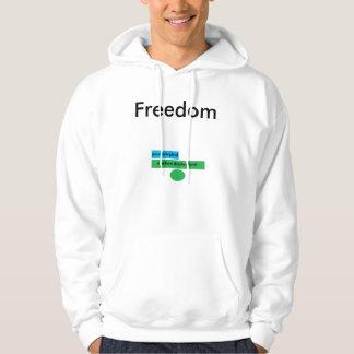Protest PsychologicalWarfareDeployment, Freedom Hoodie