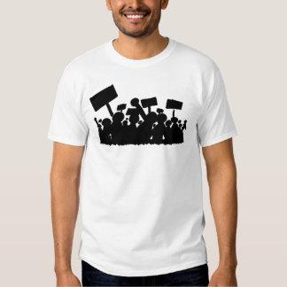 Protest Scene Tshirt
