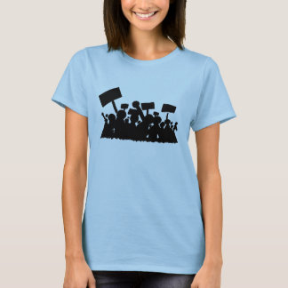 Protest Scene (Women's) T-Shirt