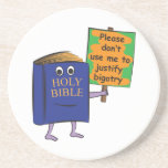 Protesta de la biblia