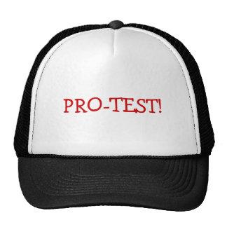 ¡PROTESTA! GORROS