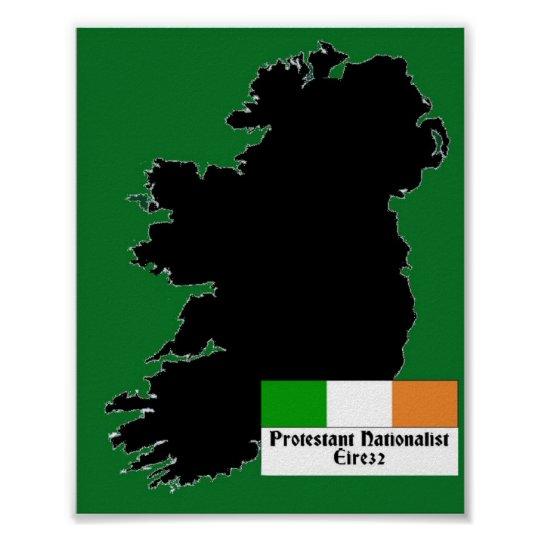 Protestant Nationalist Poster