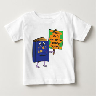 Protesting Bible Infant T-shirt