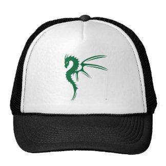Prothero el dragón verde gorro de camionero