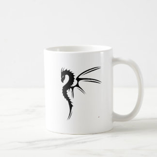 Prothero the Black Dragon Coffee Mug