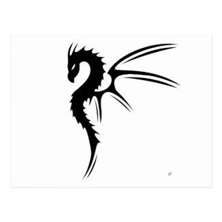 Prothero the Black Dragon Postcard