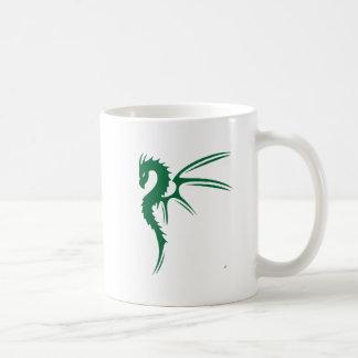 Prothero the Green Dragon Coffee Mug