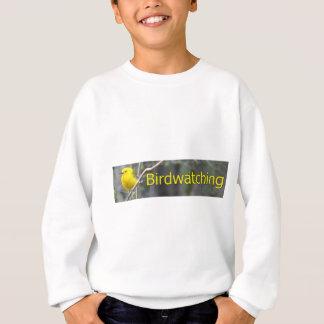 Prothonatary Warbler Logo Sweatshirt