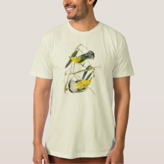 Prothonotary Warbler by Audubon T-Shirt