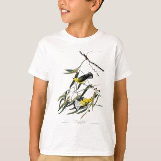 Prothonotary Warbler John James Audubon Birds T-Shirt