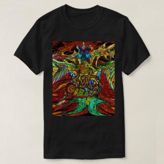 Proto Tia GuT Circus Black T-Shirt for Men