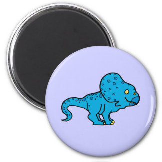 Protoceratops 2 Inch Round Magnet