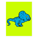Protoceratops Postcard
