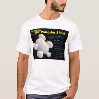 Protostar 340-K Spaceship Ad T-Shirt