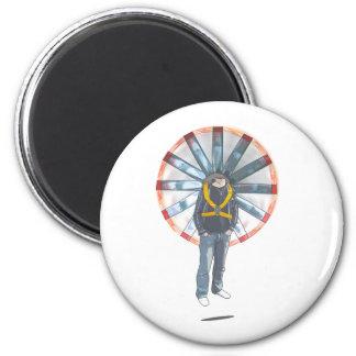 prototype 2 inch round magnet