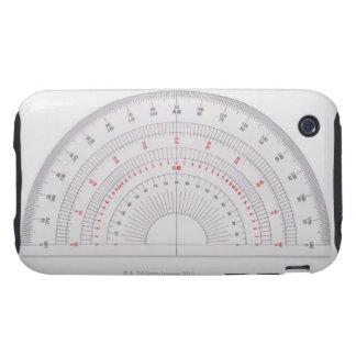 Protractor iPhone 3 Tough Case