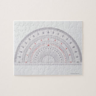 Protractor Jigsaw Puzzle