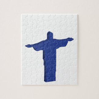 Protuberancia de Cristo Redentor Puzzle
