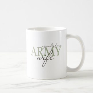 proud2beanarmywife coffee mug