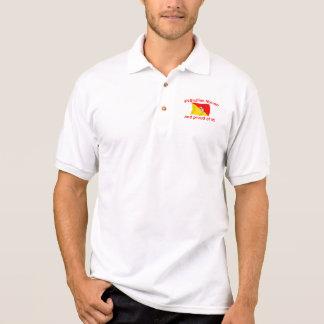 Proud #1 Sicilian Nonno Polo T-shirt