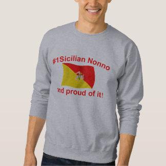 Proud #1 Sicilian Nonno Sweatshirt