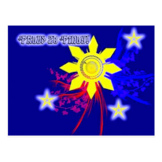 proud 2b pinoy postcard