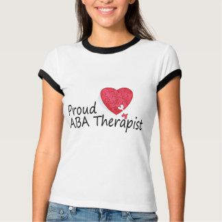 Proud ABA Therapist T-Shirt