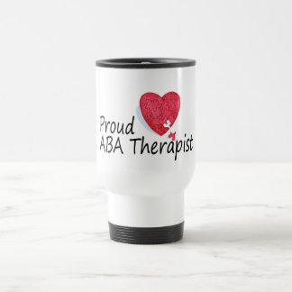 Proud ABA Therapist Travel Mug
