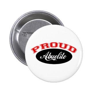 Proud Abuelito 2 Inch Round Button