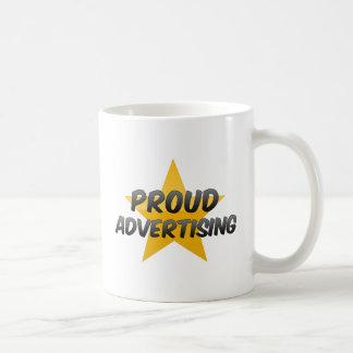 Proud Advertising Coffee Mugs