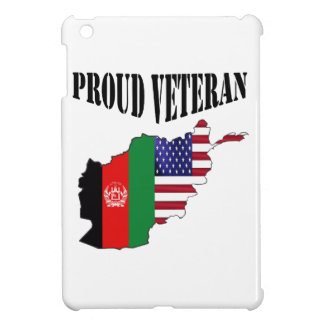 Proud Afghanistan veteran Case For The iPad Mini