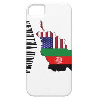 Proud Afghanistan veteran iPhone 5 Cases