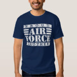 Proud Air Force Brother Tee Shirt
